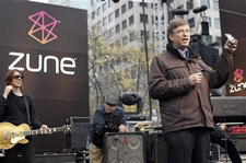 Bill Gates and the Zunes