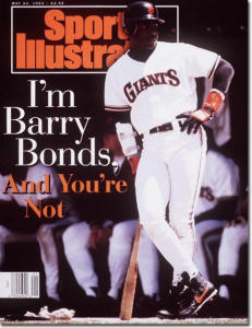I'm Barry Bonds and You're Not