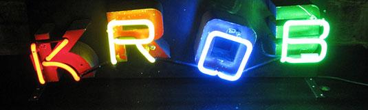 KrOB Lights.